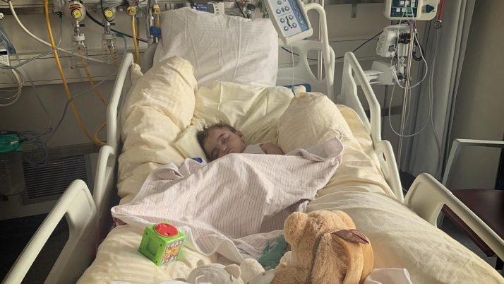 News du début de l'hospitalisation depuis le 28.12.18
